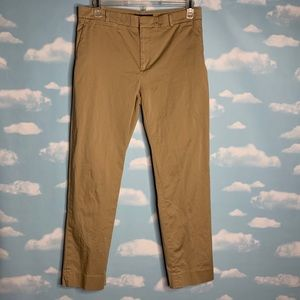 Banana Republic- The Avalon Khaki Pants size 4